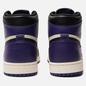 Мужские кроссовки Jordan Air Jordan 1 Retro High OG Court Purple/Sail/Black фото - 2