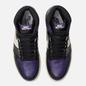 Мужские кроссовки Jordan Air Jordan 1 Retro High OG Court Purple/Sail/Black фото - 1