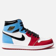 Мужские кроссовки Jordan Air Jordan 1 Retro High OG Fearless White/Black/University Blue/Varsity Red фото- 3