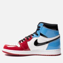 Мужские кроссовки Jordan Air Jordan 1 Retro High OG Fearless White/Black/University Blue/Varsity Red фото- 5