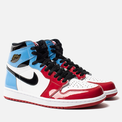 Мужские кроссовки Jordan Air Jordan 1 Retro High OG Fearless White/Black/University Blue/Varsity Red