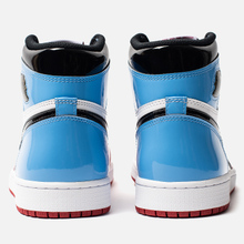 Мужские кроссовки Jordan Air Jordan 1 Retro High OG Fearless White/Black/University Blue/Varsity Red фото- 2
