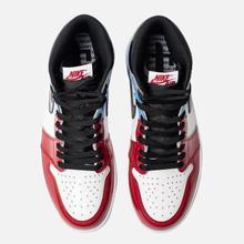 Мужские кроссовки Jordan Air Jordan 1 Retro High OG Fearless White/Black/University Blue/Varsity Red фото- 1