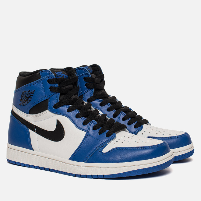 Мужские кроссовки Jordan Air Jordan 1 Retro High OG Game Royal/Summit White/Black