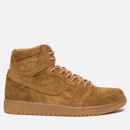 Мужские кроссовки Jordan Air Jordan 1 Retro High OG Golden Harvest/Golden Harvest/Gum Yellow