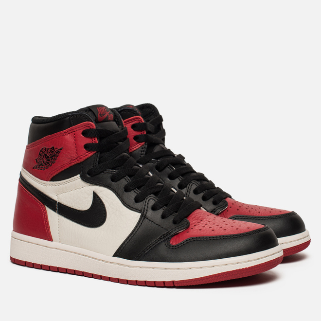 Мужские кроссовки Jordan Air Jordan 1 Retro High OG Gym Red/Black/Summit White
