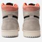 Мужские кроссовки Jordan Air Jordan 1 Retro High OG Neutral Grey/Black/Hyper Crimson/White фото - 2