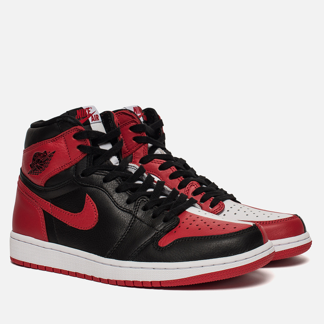 Мужские кроссовки Jordan Air Jordan 1 Retro High OG NRG Black/White/University Red