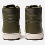 Мужские кроссовки Jordan Air Jordan 1 Retro High OG Olive Canvas/Sail фото- 3