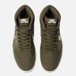 Мужские кроссовки Jordan Air Jordan 1 Retro High OG Olive Canvas/Sail фото- 5