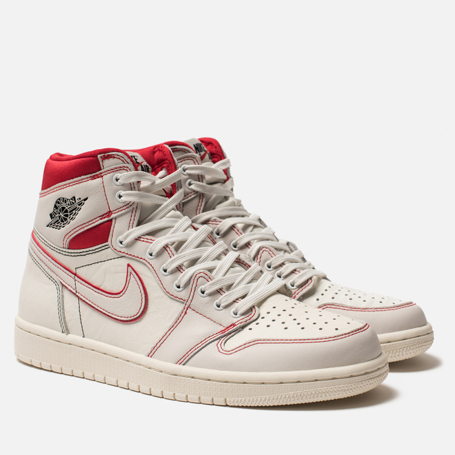 Мужские кроссовки Jordan Air Jordan 1 Retro High OG Sail/Black/Phantom/University Red