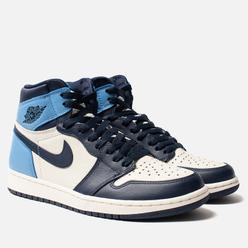 Мужские кроссовки Jordan Air Jordan 1 Retro High OG Sail/Obsidian/University Blue