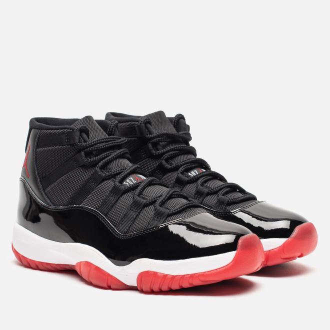 Мужские кроссовки Jordan Air Jordan 11 Retro Black/True Red/White