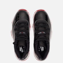 Мужские кроссовки Jordan Air Jordan 11 Retro Black/True Red/White фото- 1