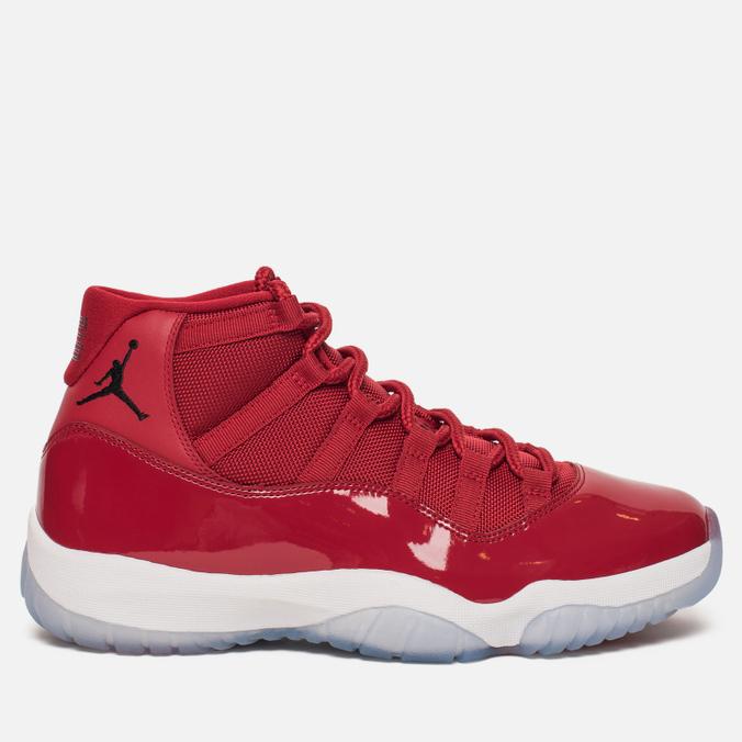 Мужские кроссовки Jordan Air Jordan 11 Retro Gym Red Black White ... 60cf26b66a6