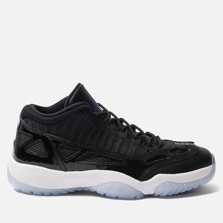 Мужские кроссовки Jordan Air Jordan 11 Retro Low IE Space Jam Black/Concord/White