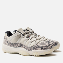Мужские кроссовки Jordan Air Jordan 11 Retro Low Light Bone/University Red/Sail/Black