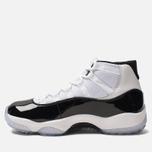 Мужские кроссовки Jordan Air Jordan 11 Retro White/Black/Concord фото- 1