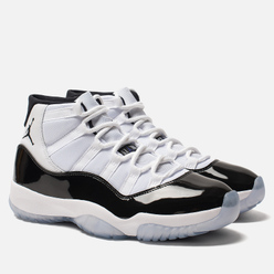 Мужские кроссовки Jordan Air Jordan 11 Retro White/Black/Concord