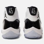 Мужские кроссовки Jordan Air Jordan 11 Retro White/Black/Concord фото- 3