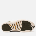 Мужские кроссовки Jordan Air Jordan 12 Retro Olive Canvas/Sail/Black/Metallic Gold фото- 4
