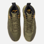 Мужские кроссовки Jordan Air Jordan 12 Retro Olive Canvas/Sail/Black/Metallic Gold фото- 5