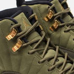 Мужские кроссовки Jordan Air Jordan 12 Retro Olive Canvas/Sail/Black/Metallic Gold фото- 6