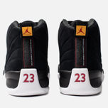 Мужские кроссовки Jordan Air Jordan 12 Retro Reverse Taxi Black/Black/White/Taxi фото- 5