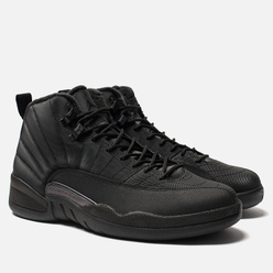 Мужские кроссовки Jordan Air Jordan 12 Winterized Black/Black/Anthracite