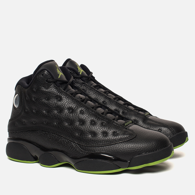 Мужские кроссовки Jordan Air Jordan 13 Retro Black/Altitude Green