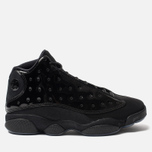 Мужские кроссовки Jordan Air Jordan 13 Retro Black/Black фото- 0
