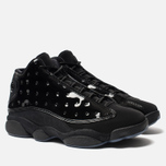 Мужские кроссовки Jordan Air Jordan 13 Retro Black/Black фото- 2