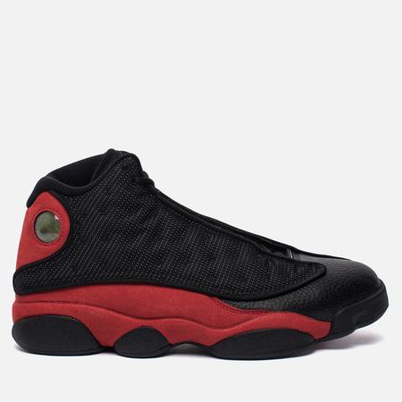 Мужские кроссовки Jordan Air Jordan 13 Retro Bred Black/Varsity Red/White