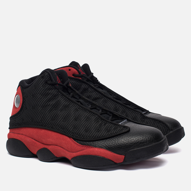 Мужские кроссовки Jordan Air Jordan 13 Retro Bred Black/Varsity Red/White