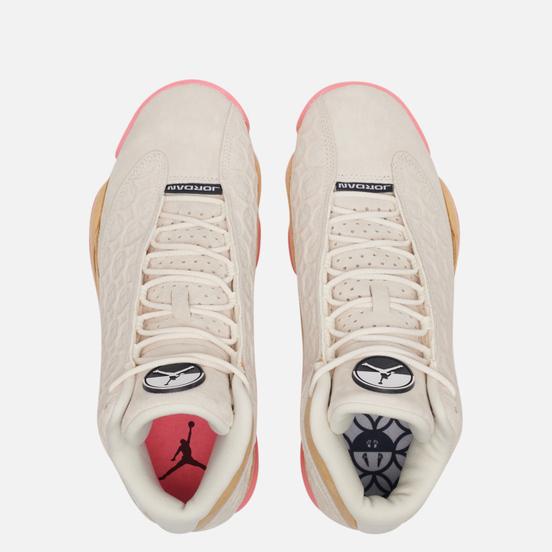 Мужские кроссовки Jordan Air Jordan 13 Retro Chinese New Year 2020 Pale Ivory/Black/Digital Pink/Club Gold