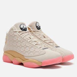 Мужские кроссовки Jordan Air Jordan 13 Retro Chinese New Year 2020 Pale Ivory/Black/Digital Pink/Club Gold