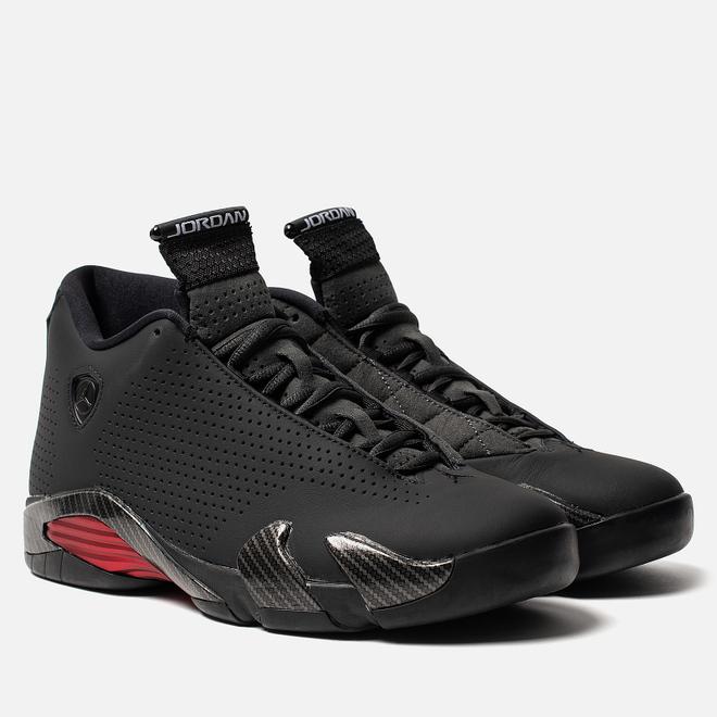 Мужские кроссовки Jordan Air Jordan 14 Retro SE Black/Black/Anthracite/Varsity Red