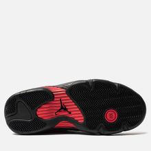 Мужские кроссовки Jordan Air Jordan 14 Retro SE Black/Black/Anthracite/Varsity Red фото- 4