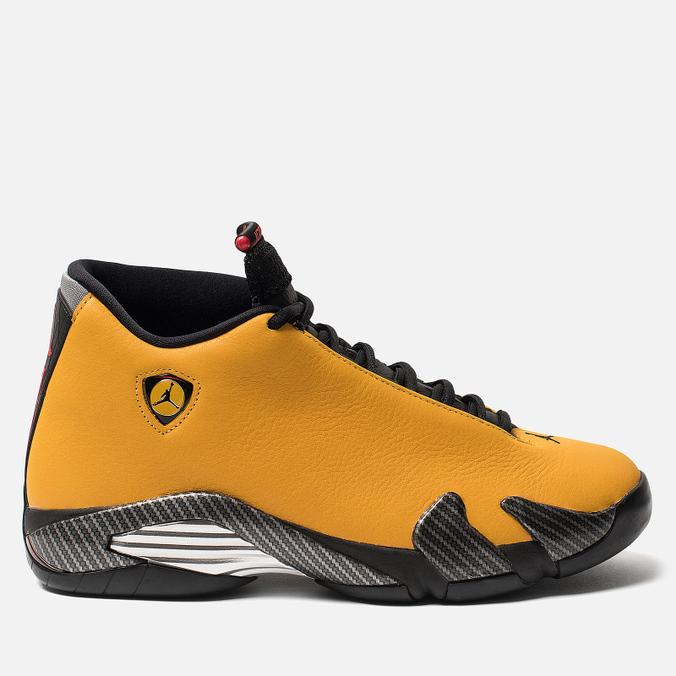 Мужские кроссовки Jordan Air Jordan 14 Retro SE Ferrari University Gold/Black/University Red