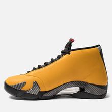 Мужские кроссовки Jordan Air Jordan 14 Retro SE Ferrari University Gold/Black/University Red фото- 5