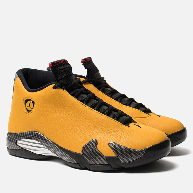 Мужские кроссовки Jordan Air Jordan 14 Retro SE Ferrari University Gold/Black/University Red