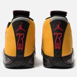 Мужские кроссовки Jordan Air Jordan 14 Retro SE Ferrari University Gold/Black/University Red фото- 3