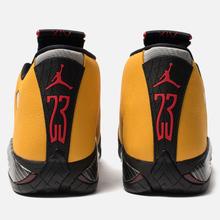 Мужские кроссовки Jordan Air Jordan 14 Retro SE Ferrari University Gold/Black/University Red фото- 2