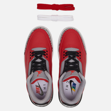 Мужские кроссовки Jordan Air Jordan 3 CHI Varsity Red/Varsity Red/Cement Grey фото- 1
