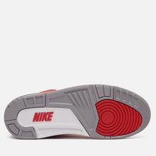 Мужские кроссовки Jordan Air Jordan 3 CHI Varsity Red/Varsity Red/Cement Grey фото- 4