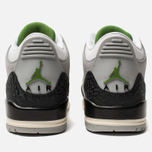 Мужские кроссовки Jordan Air Jordan 3 Retro Light Smoke Grey/Chlorophyll/Black/White фото- 3