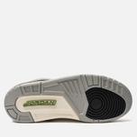 Мужские кроссовки Jordan Air Jordan 3 Retro Light Smoke Grey/Chlorophyll/Black/White фото- 4