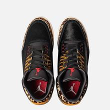 Мужские кроссовки Jordan Air Jordan 3 Retro SE Animal Pack Black/Multi-Color/Dark Mocha/Rope фото- 1