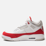 Мужские кроссовки Jordan Air Jordan 3 Retro Tinker Hatfield SP White/University Red/Neutral Grey фото- 1