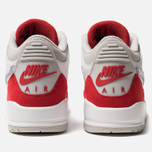 Мужские кроссовки Jordan Air Jordan 3 Retro Tinker Hatfield SP White/University Red/Neutral Grey фото- 3